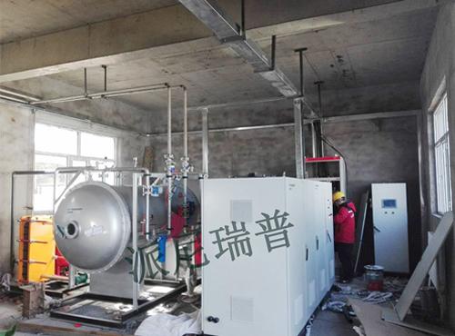 中型臭氧发生器现场案例展示