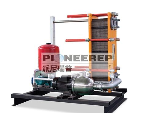 冷却循环水系统