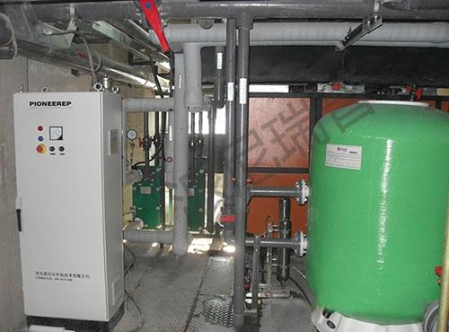 河南泳池臭氧发生器